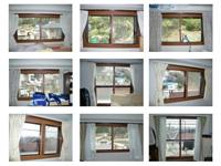 外の遮音と、断熱効果、電気節約等を、ショールームで体感されまして、2階の窓住居スペースに全てインプラスを取付けて下さいました。
