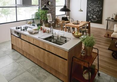 キッチン『アレスタ』がモデルチェンジ